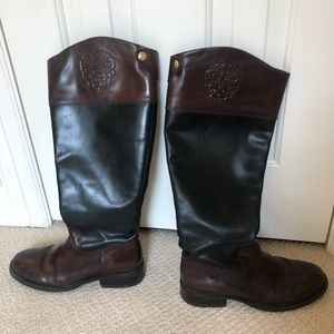 Vince Camuto Riding Boots SIZE 7 1/2